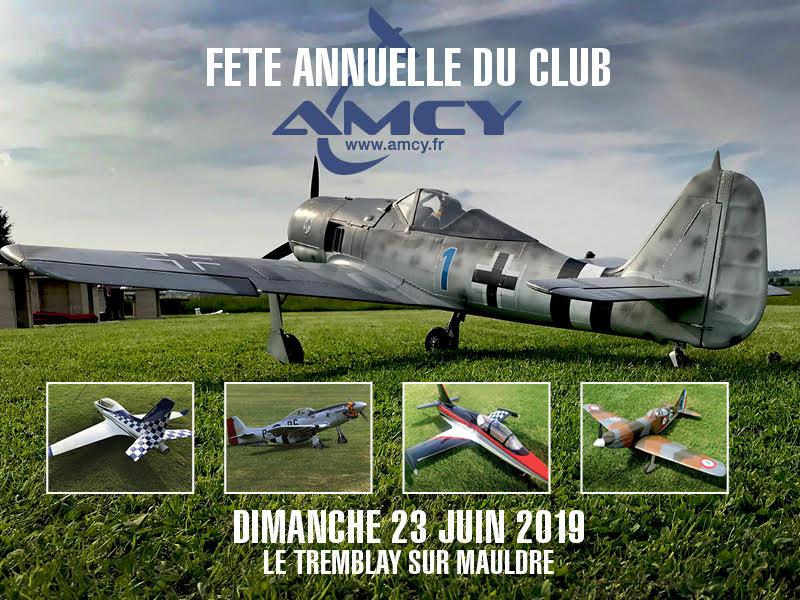 Fete du club amcy 2019